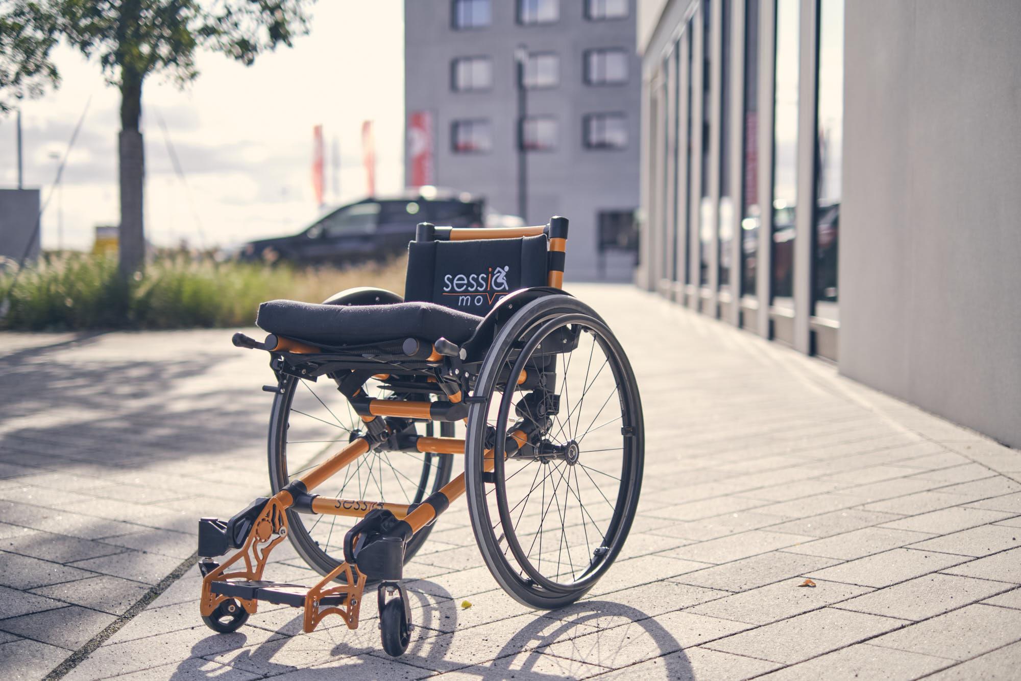 Sessio Aktivrollstuhl NHD GmbH