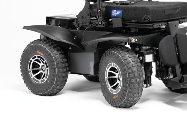OutChair Allrad Outdoor Rollstuhl